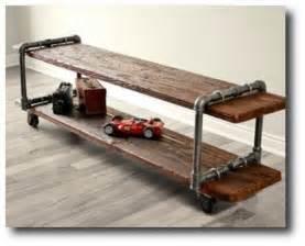 diy kids industrial pipe furniture ideas