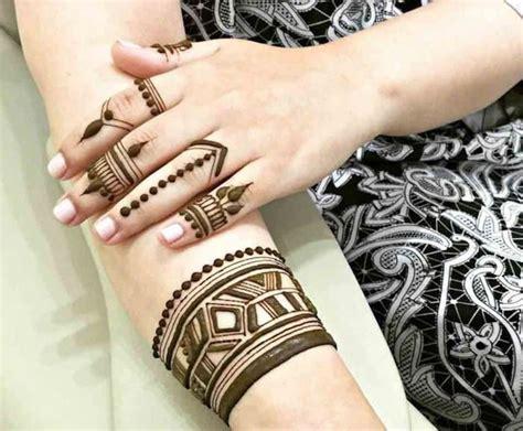 Top 151+ Latest Mehndi Designs 2019