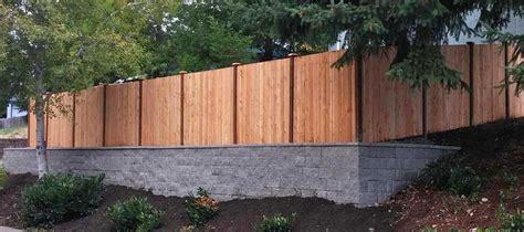 Landscaping, Fence Installation, Retaining Walls