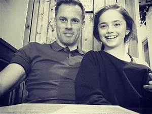 Watch: Jamie Carragher's daughter auditions for Justin ...