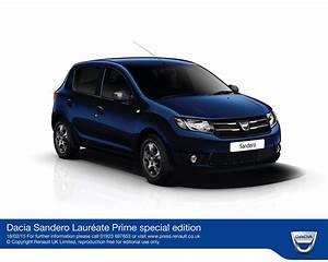 Dacia Sandero Laureate Essence : dacia celebrates 10th anniversary since its re launch with anniversary editions autoevolution ~ Medecine-chirurgie-esthetiques.com Avis de Voitures