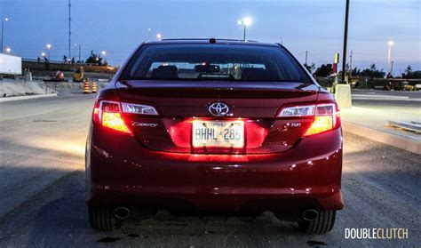 2014 Toyota Camry Se Review by 2014 Toyota Camry Se V6 Review