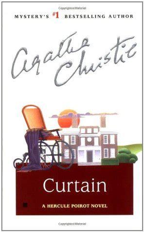 curtain hercule poirot 39 by agatha christie reviews