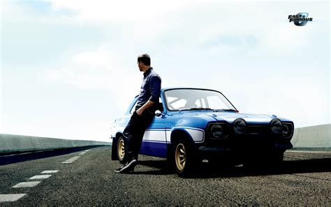 Paul Walker In Fast & Furious 6 Wallpapers
