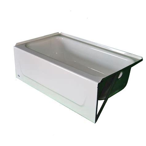 bootz tubs bootz industries honolulu 46 1 2 in right drain