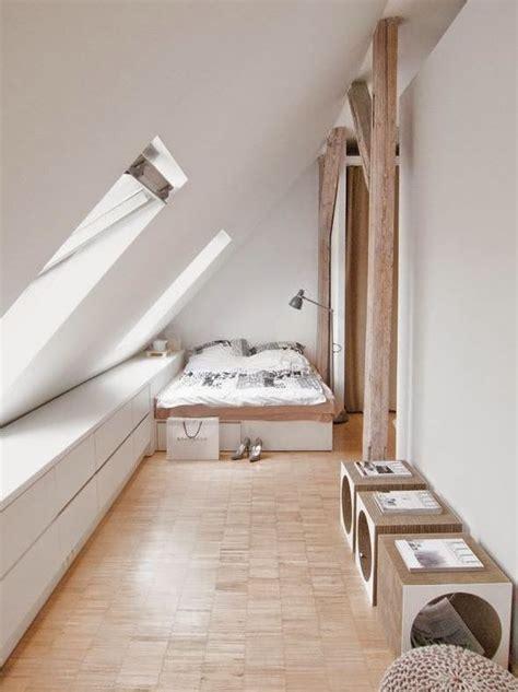 Schlafzimmer Unter Dachschräge Gestalten by Dachschr 228 Gestalten Mit Diesen 6 Tipps Richtet Ihr