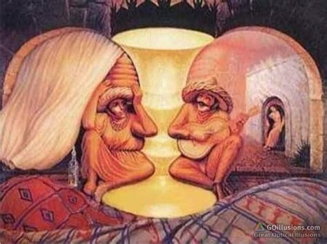Great Optical Illusions, Funny Photos And Images, Brain