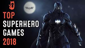 Top, 10, Superhero, Games, For, Android, 2018