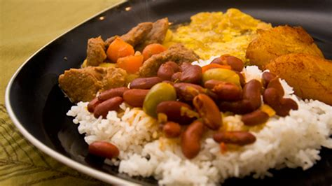 Popular Puerto Rican Food