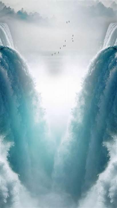 Waterfall Grandeur