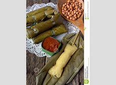 Kelupis Stock Photo Image 58167917