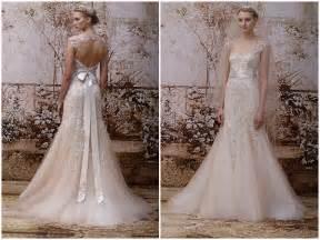 lhuillier bridesmaid dress lhuillier blush wedding dresses dresses trend