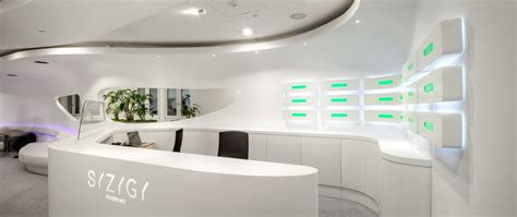 Spacetransforming Interior Design With Himacs® Orange