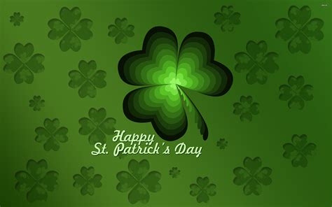 St Patricks Day Background St S Day Wallpaper 1425458