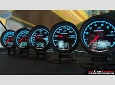 GReddy Multi DA Gauge With 7 Colours For Sale MCF