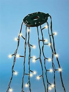 Lichterkette Außen Weihnachten : lichterkette baumbeleuchtung f r au en bestellen ~ Frokenaadalensverden.com Haus und Dekorationen