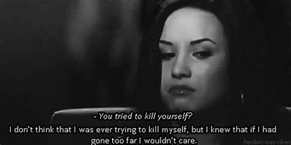 Quotes Kill Yourself Myself Don Demi Too