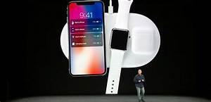 Qi Ladegerät Iphone 8 : qi ladeger t f r apple iphone x iphone 8 plus und mehr ~ Kayakingforconservation.com Haus und Dekorationen