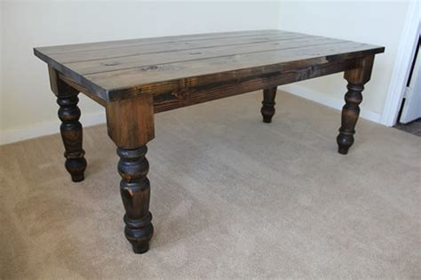 turned table legs unfinished turned table legs unfinished uk shanty to chic dining