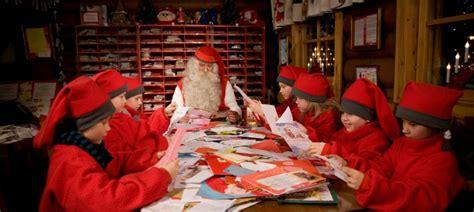 sending santa letters in lapland thisisfinland
