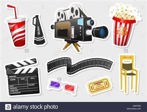 aufkleber vintage kino unterhaltung und erholung