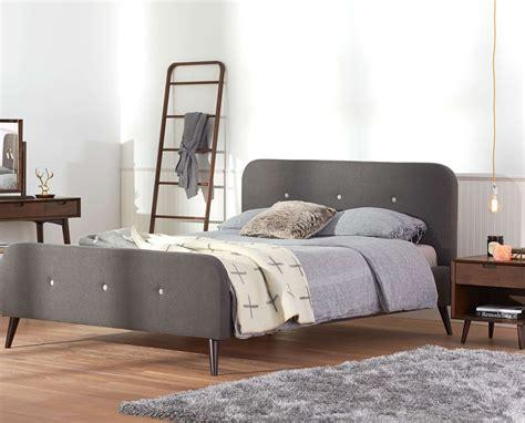 Virklund Bed, Frondosa Blanket Rack, Juneau Vanity Table