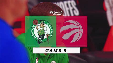 Celtics vs. Raptors highlights: C's dominate Game 5 to ...
