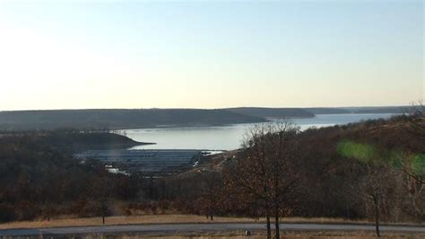 preserving skiatook lake levels priority  corps news
