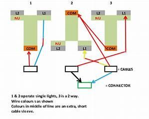 1 Gang Light Switch Wiring Diagram 38321 Desamis It
