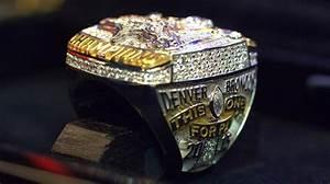 Denver Broncos receive Super Bowl 50 championship rings