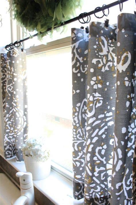 kitchen curtain ideas messagenote