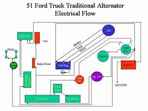 Alternator  Voltage Regulator Wiring