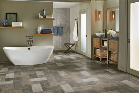 Grouted Vinyl Tile Pros Cons by Pros And Cons Of Luxury Vinyl Tile All About Flooring