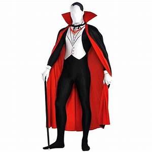 Halloween Kostüm Vampir : mens halloween fancy dress costume vampire 2nd skin suit ~ Lizthompson.info Haus und Dekorationen