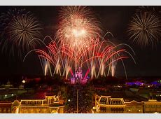 Independence Day Will Be a Blast at Walt Disney World
