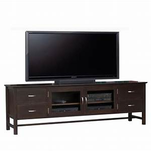 Brooklyn 84 TV Console - Home Envy Furnishings: Solid Wood