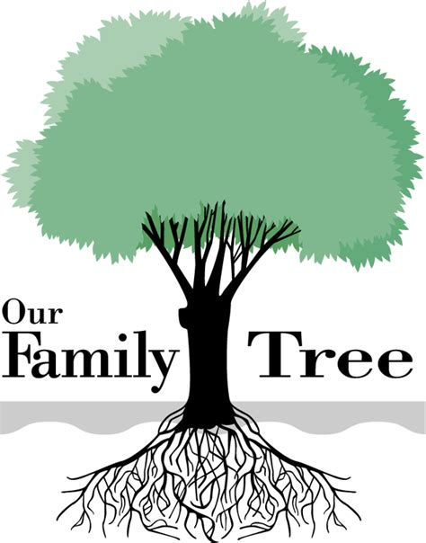 family tree with roots clipart black history month program harris county library
