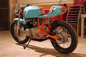 Honda Moto Le Mans : 1975 honda cb550k le mans special ~ Dode.kayakingforconservation.com Idées de Décoration