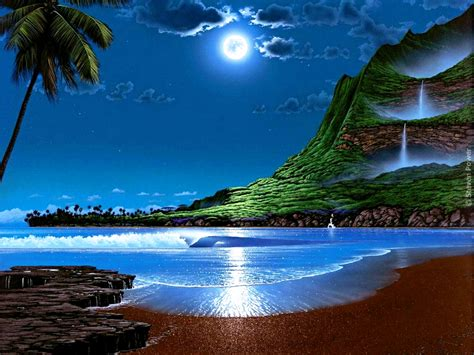 Pc Wallpaper Nature Animation - free animated wallpapers find best free animated