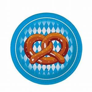 Oktoberfest Blau Weiß Muster Brezel : oktoberfest bayern gaudi deko party bavaria bayern raute tischdeko ebay ~ Watch28wear.com Haus und Dekorationen