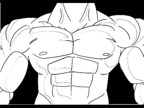 draw dbz body  youtube