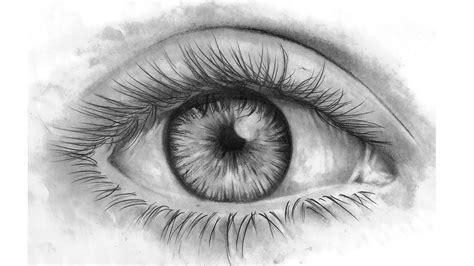 disegni semplici da fare con gli acquerelli how to draw come disegnare un occhio