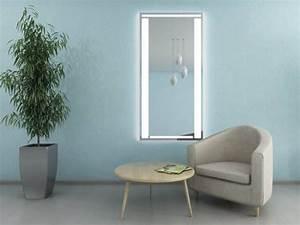 Wandspiegel Mit Licht : merit wandspiegel mit led f r garderobe ankleide etc online kaufen ~ Orissabook.com Haus und Dekorationen
