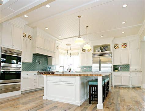 Beadboard Ceilings In Kitchens : Beadboard Ceiling Kitchen