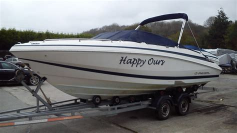 Regal Boats Uk by 2006 Regal 2250 Cuddy Boat For Sale In Cornwall In St