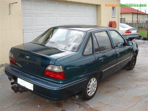 1997 Daewoo Cielo 1.4i (finance Can Be Arranged) Used Car