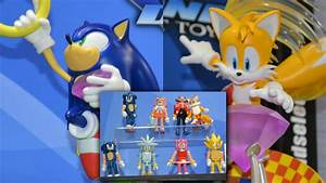 Diamond Select Sonic Toys Shown Off Racing Game Hinted At