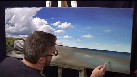 le si鑒e come dipingere il mare l alba le onde la schiuma la sabbia tutorial e consigli stile arte