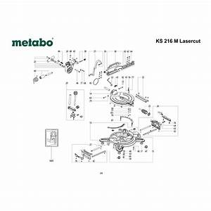 Metabo Ks 216 M Lasercut : metabo spare parts for mitre saw ks 216 m lasercut kgs 216 m ~ Eleganceandgraceweddings.com Haus und Dekorationen