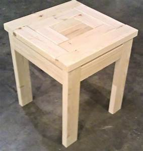 Day 22 - Build a Craftsman Style End Table Einrichtung